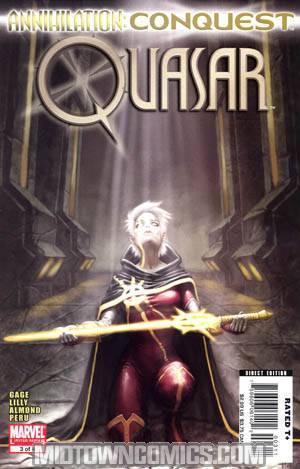Annihilation Conquest Quasar #3