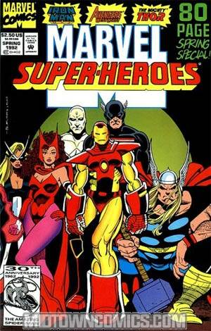 Marvel Super-Heroes Vol 2 #9