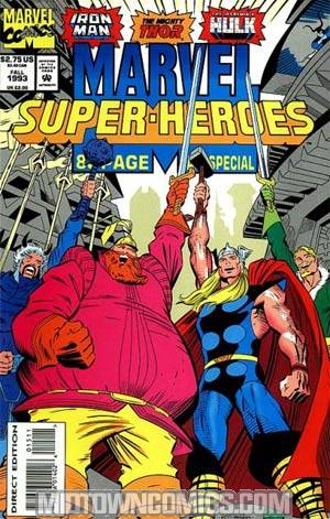 Marvel Super-Heroes Vol 2 #15