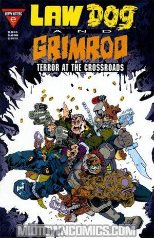 Lawdog/Grimrod Terror at the Crossroads