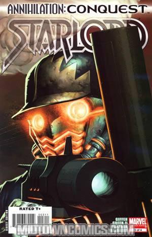 Annihilation Conquest Star-Lord #3