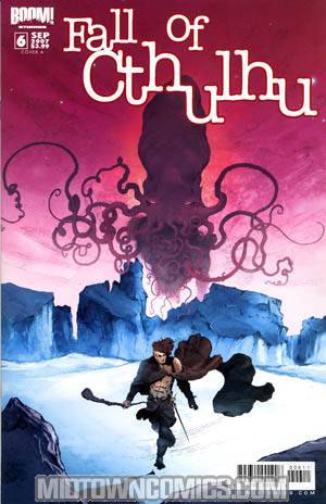 Fall Of Cthulhu #6 Cvr A Mavillain