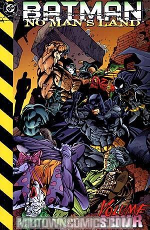Batman No Mans Land Vol 4 TP