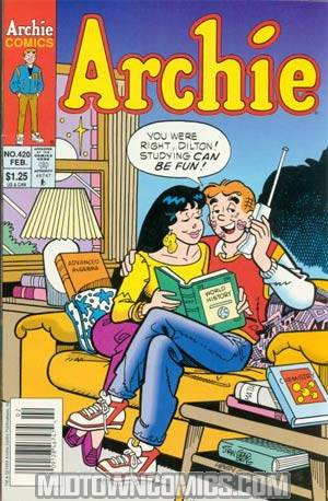 Archie Comics #420