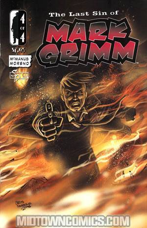 Last Sin Of Mark Grimm #4