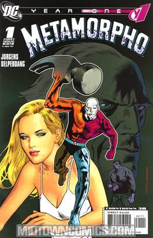 Metamorpho Year One #1