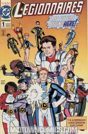 Legionnaires #1 With Polybag