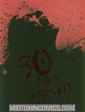 30 Days Of Night Scriptbook TP