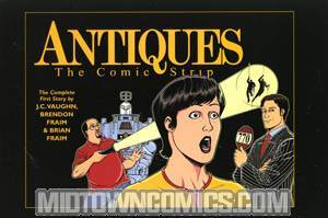 Antiques The Comic Strip Vol 1 HC