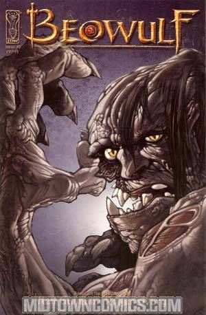 Beowulf Movie Adaptation #2 Cover B Incentive Gabriel Rodriguez Variant Cover
