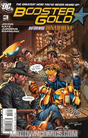 Booster Gold Vol 2 #3