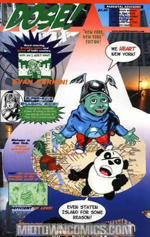Dose (Bankshot Comics) #1