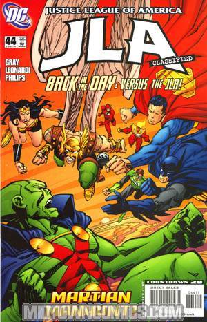 JLA Classified #44