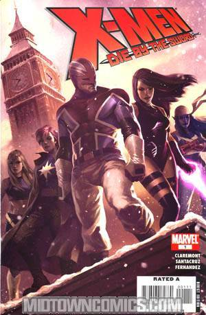 X-Men Die By The Sword #1