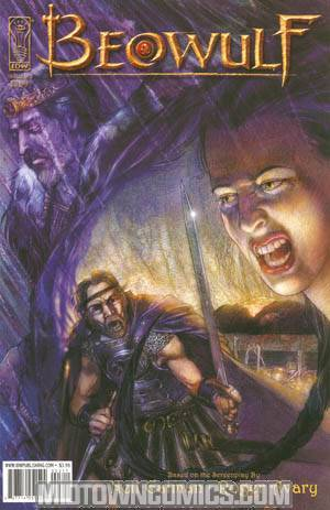 Beowulf Movie Adaptation #3 Cover A Regular Mark A Nelson Cover