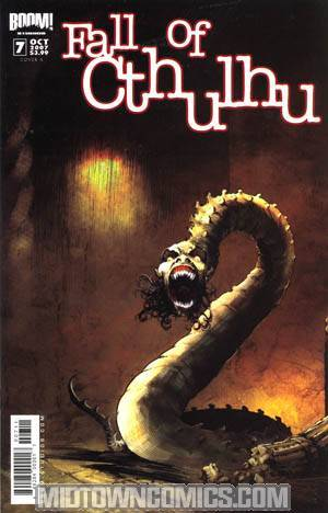 Fall Of Cthulhu #7 Cvr A Mavillain
