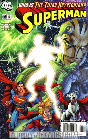 Superman Vol 3 #669