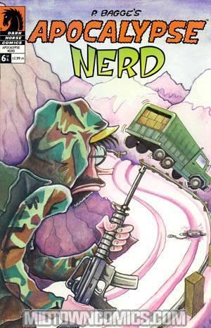 Apocalypse Nerd #6