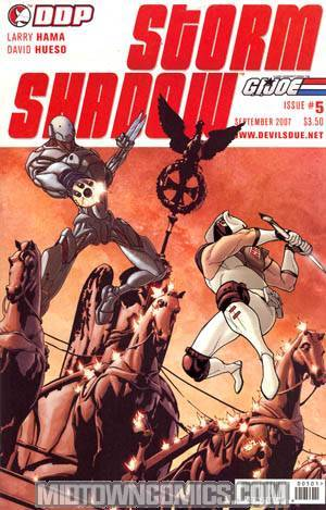 GI Joe Storm Shadow #5