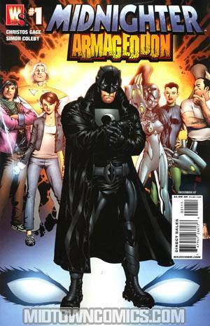 Midnighter Armageddon #1
