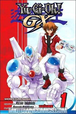 Yu-Gi-Oh GX Vol 1 GN