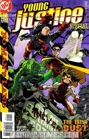 Young Justice In No Mans Land