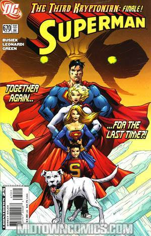 Superman Vol 3 #670