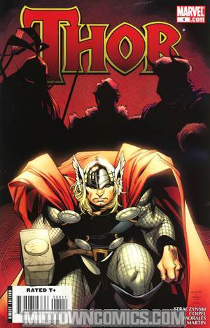 Thor Vol 3 #4 Cover A 1st Ptg Olivier Coipel Cover