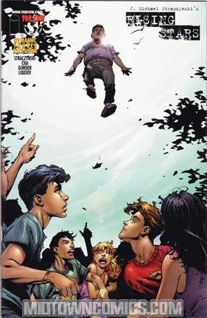 Rising Stars #2 Cover B DF Exclusive Variant Cover With Certificate