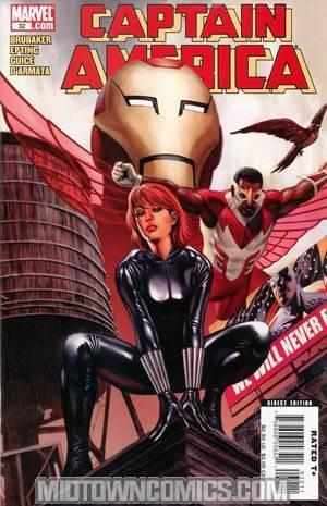 Captain America Vol 5 #32