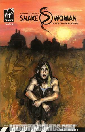 Snake Woman Vol 2 Tale Of The Snake Charmer #5
