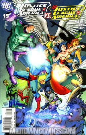 Justice League Of America Vol 2 #15