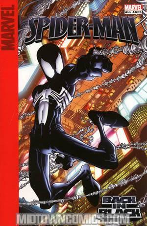 Giant-Size Spider-Man Back In Black