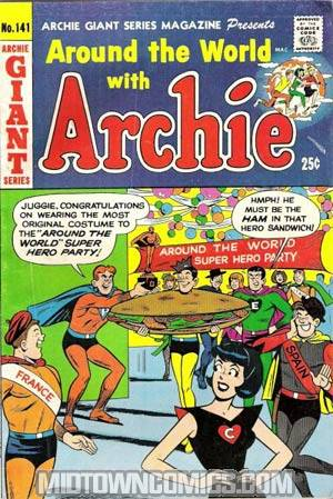 Archie Giant Series Magazine #141