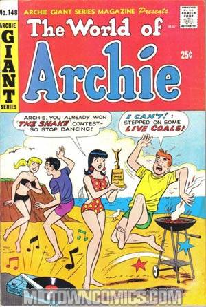 Archie Giant Series Magazine #148