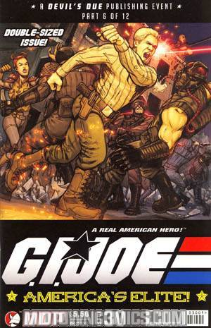 GI Joe Americas Elite #30