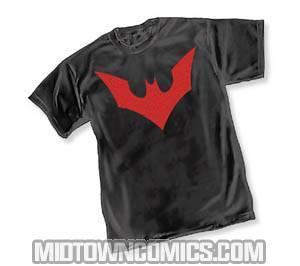 Batwoman / Batman Beyond Symbol T-Shirt Large