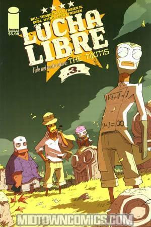 Lucha Libre #3
