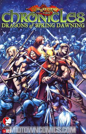 Dragonlance Chronicles Vol 3 #6 Cvr A Gopez
