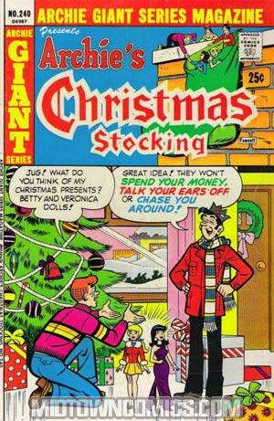 Archie Giant Series Magazine #240
