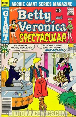 Archie Giant Series Magazine #458