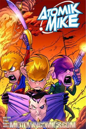 Atomik Mike Vol 2 #3