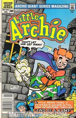 Archie Giant Series Magazine #545