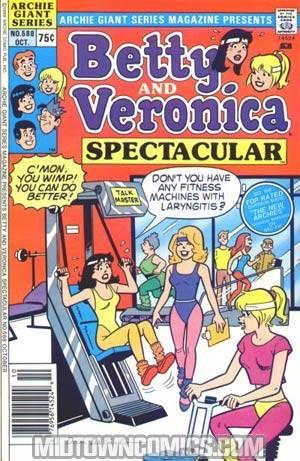 Archie Giant Series Magazine #588