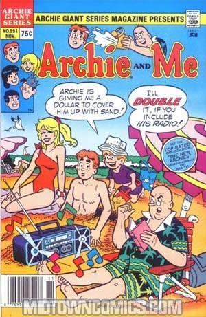 Archie Giant Series Magazine #591