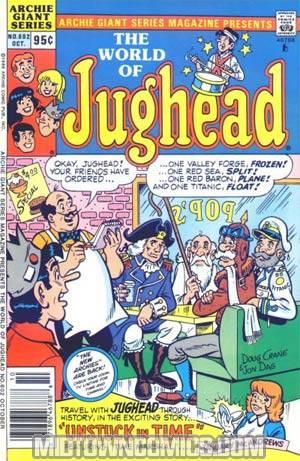 Archie Giant Series Magazine #602