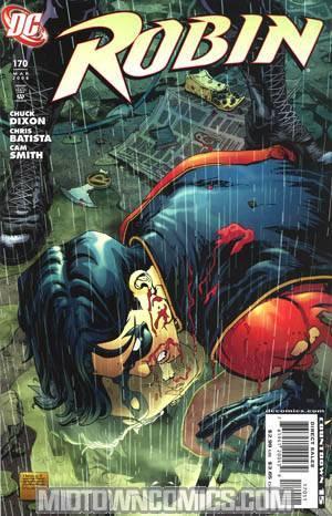 Robin Vol 4 #170