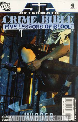 Crime Bible The Five Lessons Of Blood #4