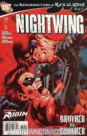Nightwing Vol 2 #139 2nd Ptg (Resurrection Of Ras Al Ghul Part 6)