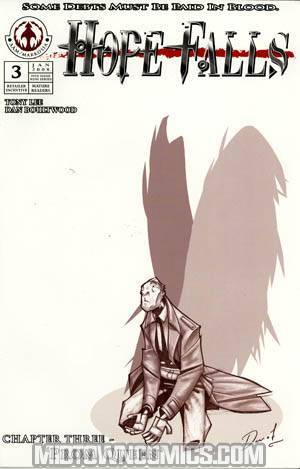 Hope Falls #3 Incentive Boultwood Variant Cover